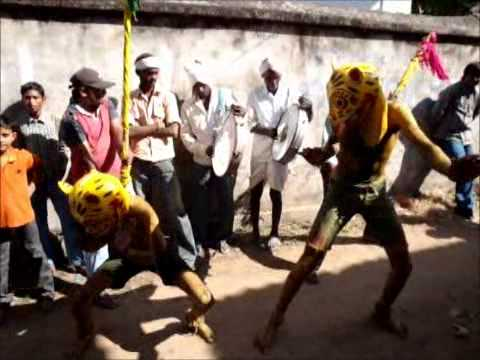 Peddapuli Dance video