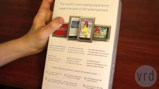 Nook Tablet Unboxing/Hands On