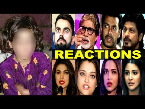 Bollywood Celebs LATEST Reaction On Kashmiri Little Girl