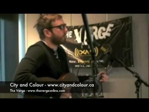 Скачать песню city and colour