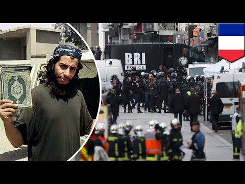 Paris terror attacks: Mastermind Abdelhamid Abaaoud may have been killed in police raid - TomoNews