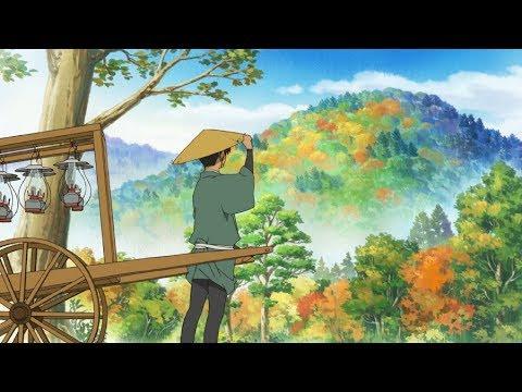 幾分鍾看完,日本高分動畫片《爺爺的燈》