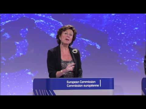 Telecom Single Market: Press conference by Neelie Kroes, EC Vice-President