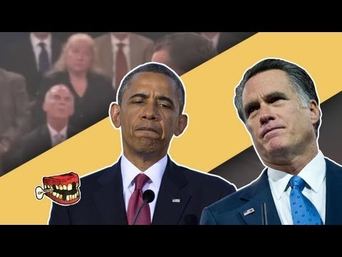 Obama vs Romney (Parody) // The Final Debate