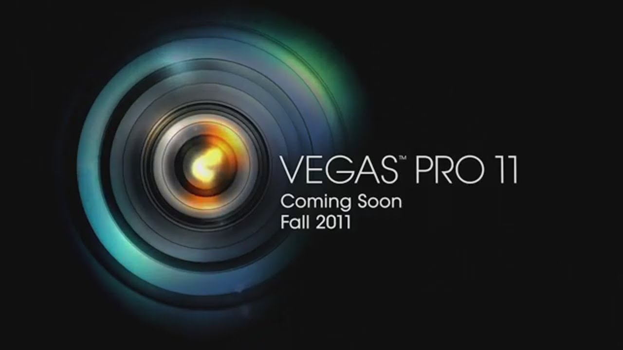 Logo do Sony Vegas New Sony Vegas Pro 11 Trailer