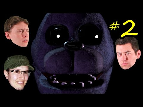 Five Nights at Freddy's: Why Can't I use the Light?! – PART 2