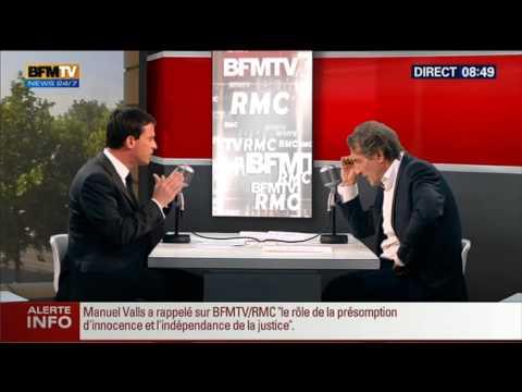 Bourdin Direct : Manuel Valls -- 02/07