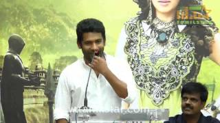 Puli Movie Press Meet Part 2