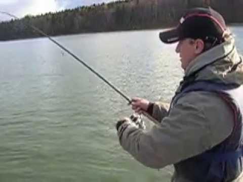 видео рыбная ловля  во  нерюнгри