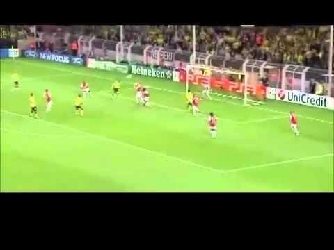 Łukasz Piszczek - Best tricks,skills,goals 11/12 Borussia Dortmund BvB