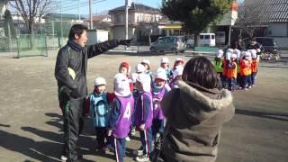 2013/12/3 年長とりサッカー教室