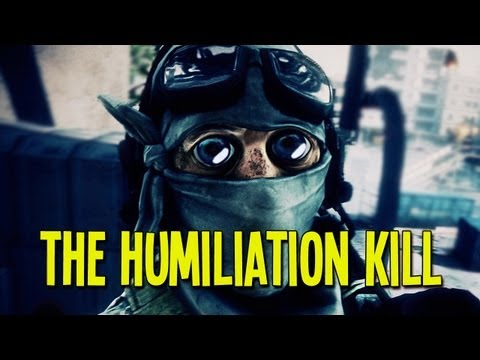 Battlefield 3 - The Humiliation Kill!