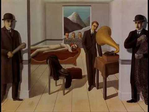 Surrealism and Rene Magritte Music Videos