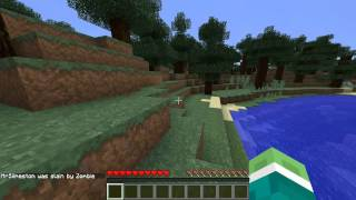 Minecraft Survival 1.7 T2 Ep.1 | Un fresco inicio!