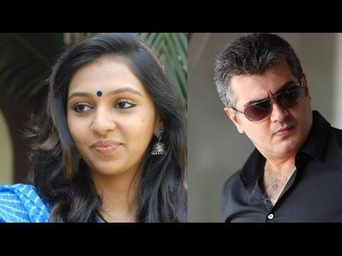 Lakshmi Menon To Play Ajith's Sister In His Next Film | Hot Tamil Cinema News video