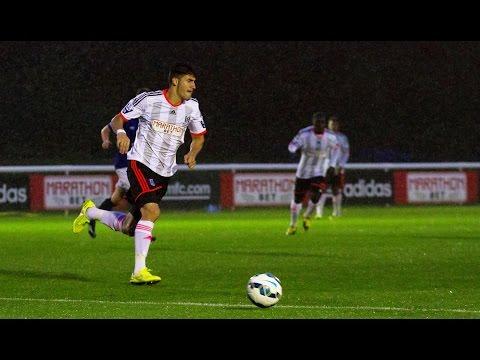 U21s: Fulham 3-2 Liverpool