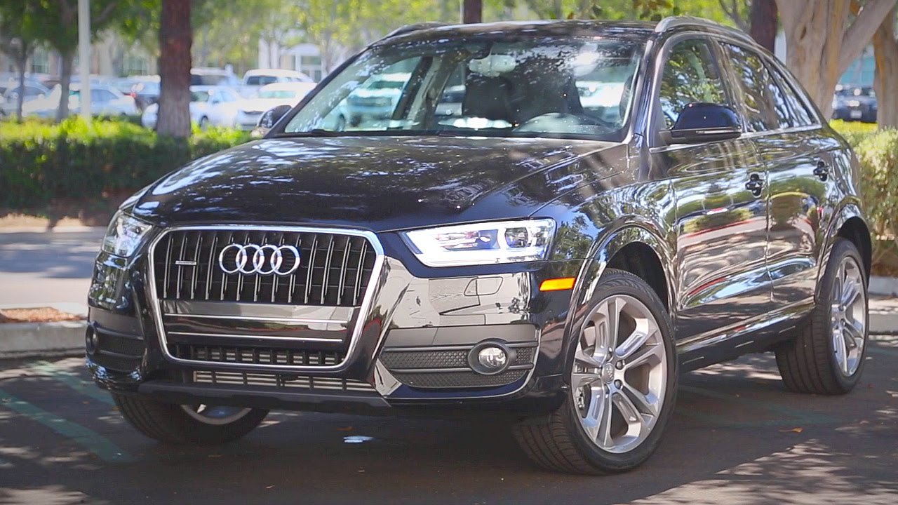 2016 Audi Q3 - Review & Road Test - YouTube