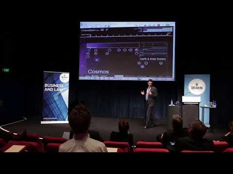 Deakin's Microsoft Insight -- Innovative education (seminar highlight)
