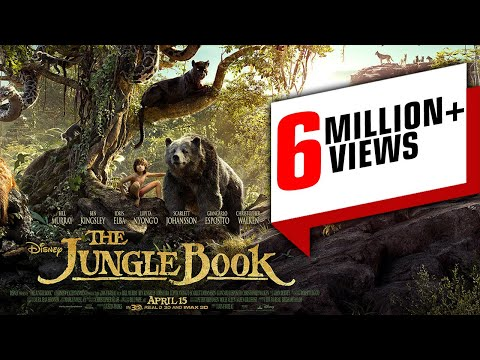 Download The Jungle Book 2016 720p hindi Full Movie