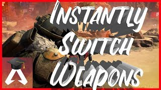 Apex Legends | Learn to Instantly Switch Weapons in 30 SECONDS