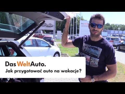 Poradnik Das WeltAuto: Jak Przygotować Auto Na Wakacje?