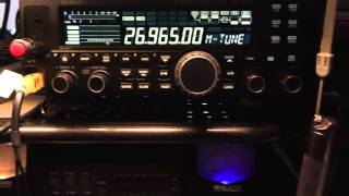 Transmit Mod for Yaesu FT-450D on ALL Bands