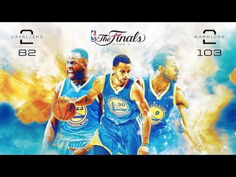 2015 NBA Finals: Game 4 Minimovie