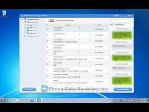 Cómo recuperar archivos borrados / contactos / vídeos / fotos / música de Motorola Phone