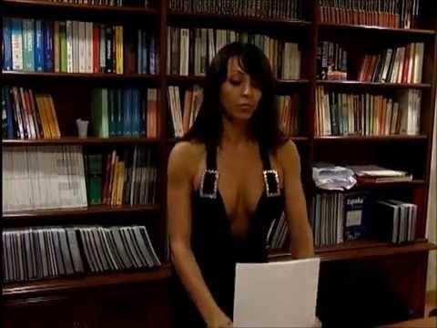 Videobook ..actriz y modelo  Maria del mar Gomez