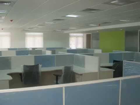 Furnished office space for rent in Bangalore - 97415-55559