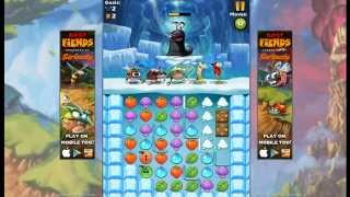 Best Fiends level 35 - Walkthrough - No Booster