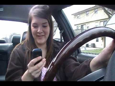 Texting While Driving PSA