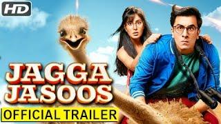 Jagga Jasoos - Official Trailer | Ranbir Kapoor, Katrina Kaif, Anurag Basu | Trailer Review
