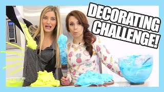 Cake Decorating Challenge with Ro | Nerdy Nummies