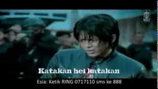 Pesan Mundur Peterpan - Bintang di Surga 2004 (Scary Message)