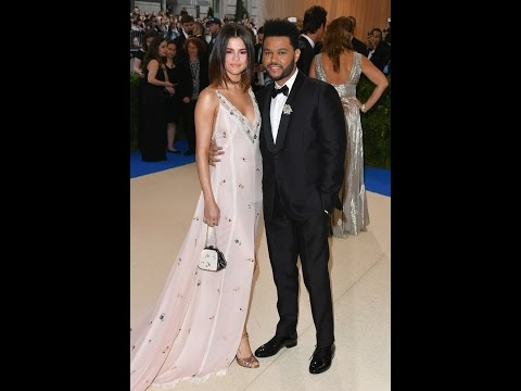 Selena Gomez and The Weeknd Make Their Couple Debut at the Met Gala One Year After He Attends with B thumbnail
