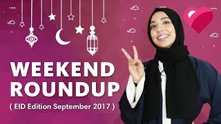 Top 5 Qatar Events: (EID Edition September 2017)