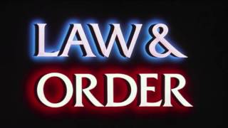 Law And Order Theme Mike Post