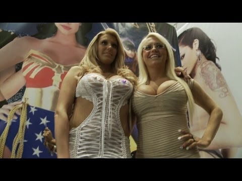 Porn faithful gather in Las Vegas