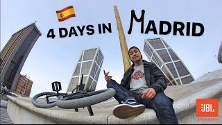 Download Jesse Le Sommer - 4 days in MADRID ! 3Gp Mp4