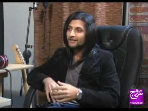 Bilal Saeed Interview  By Adil Asif For Aruj Tv Part1 video