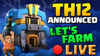 TOWN HALL 12 ANNOUNCED in Clash of Clans! Let