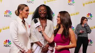 Download Lagu Team Alicia Keys REVEAL Her SECRET To Success & Talks The Voice FASHION! Gratis STAFABAND