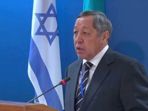 Подробности: Итоги прошедшего в Актобе международного бизнес-форума «Казахстан – Израиль»