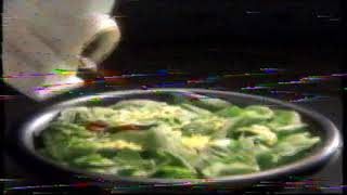 Presto Salad Shooter - Tv Commercial - 1988