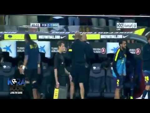 أهداف مباراة ريال مدريد 2-2 برشلونة - تعليق رؤوف خليف