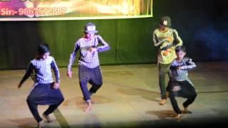 Laksh Performing @ 1st Grand Show of Natraj Dance Academy Jan2016