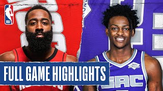 ROCKETS at KINGS | FULL GAME HIGHLIGHTS | August 9, 2020