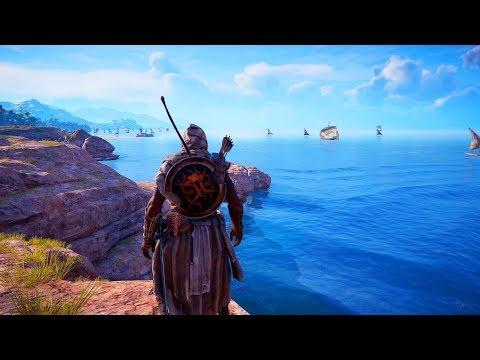 Assassin's Creed Origins - Впечатления, Ч. 1