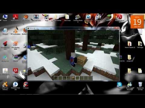 Minecraft   Closet Mod 1.5.1 y 1.5.2: instalacion y pequeña review